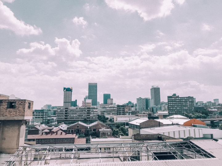 SOUTH AFRICA: A DAY IN MABONENG