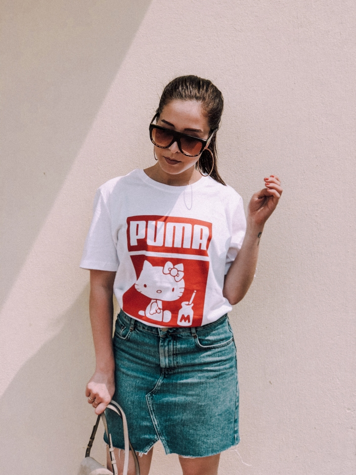 OUTFIT: PUMA x HELLO KITTY