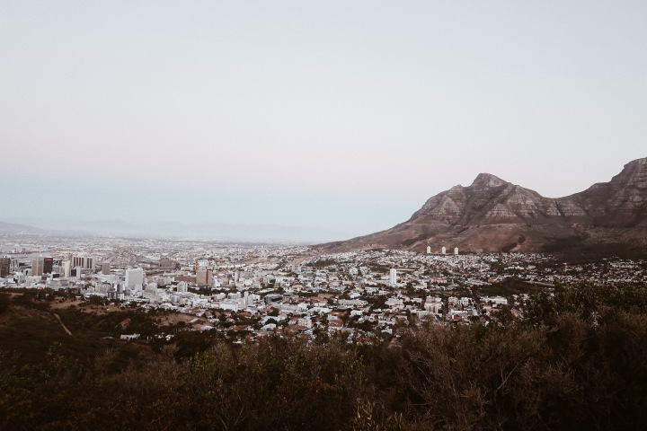 VISUAL DIARY – CAPE TOWN