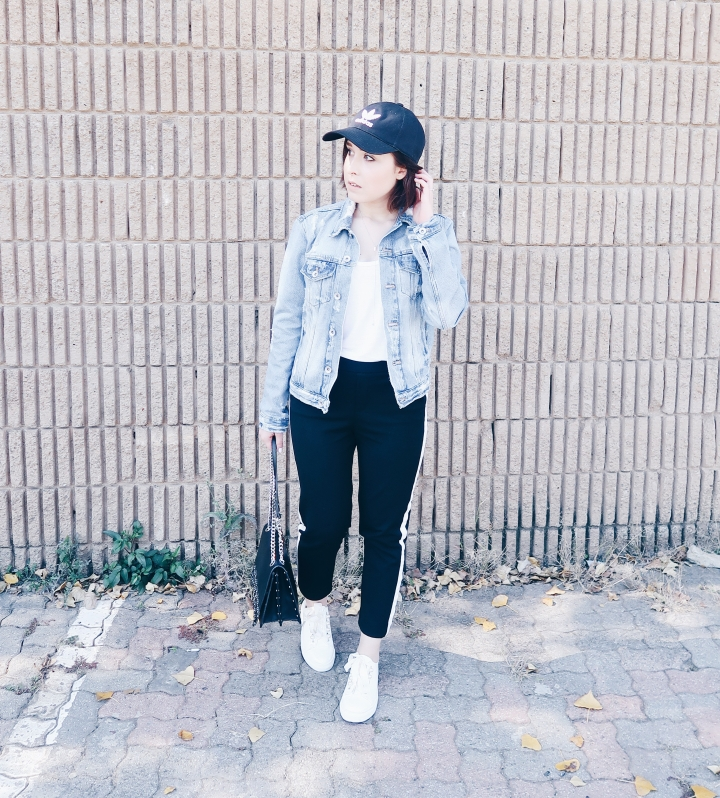 OUTFIT: ADIDAS CLASSIC CAP + PEARLYSNEAKERS