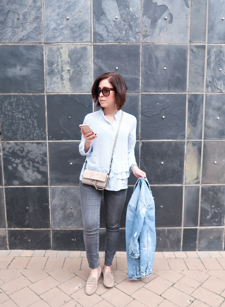 OUTFIT: ITALIAN CHIC (AKA PASTA + OUTFIT OF THEDAY)